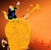 Biếm họa World Cup 2018: Nỗi thống khổ của người Italy
