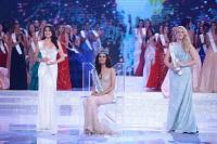 Nhan sắc gợi cảm, quyến rũ hút hồn của tân Hoa hậu Thế giới 2017