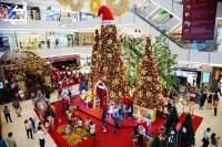 1 tuần nữa mới tới Giáng Sinh nhưng không khí Noel đã ngập tràn TP.HCM
