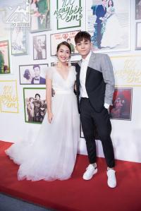 Dàn sao Việt lộng lẫy đến chúc mừng phim ngôn tình của Jun Phạm - Khả Ngân