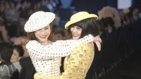 Ngoài Hà Hồ và Thanh Hằng, Lan Khuê cùng dàn người đẹp đã tạo nên sự thăng hoa cho show Công Trí