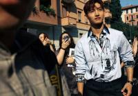 Changmin (TVXQ) điển trai ngời ngời gây 'náo loạn' Milan Fashion Week