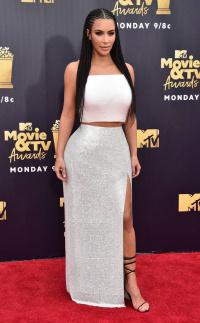 Mẹ con nhà Kim 'chặt chém' dàn sao Marvel trên thảm đỏ MTV Movie & TV Awards 2018