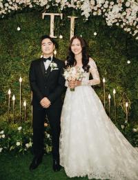 Dàn sao 'khủng' nô nức dự tiệc cưới của người mẫu Tuyết Lan và ông xã đại gia hơn 9 tuổi