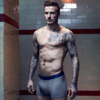 Bí mật được bật mí: David Beckham nhét thứ này vào quần lót mỗi khi chụp ảnh quảng cáo