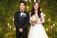 Những khoảnh khắc đẹp nhất trong đám cưới của Tuyết Lan và chồng đại gia hơn 9 tuổi