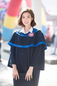 Trước Đỗ Mỹ Linh, những Hoa hậu, Á hậu nào từng học Đại học Ngoại Thương?