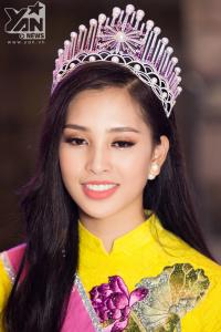 Hoa hậu Trần Tiểu Vy bị hacker tấn công trang cá nhân sau đăng quang