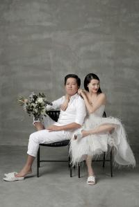 Muôn kiểu ảnh cưới của danh hài Việt: Người lãng mạn, người bá đạo hết sức