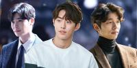 """Cùng lăng-xê một kiểu tóc """"bổ luống"""" cổ điển: Dàn nam thần xứ Hàn ai cuốn hút hơn?"""