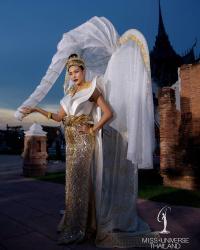 Hé lộ quốc phục của nước chủ nhà Thái Lan tại Miss Universe 2018, có gì đặc sắc?