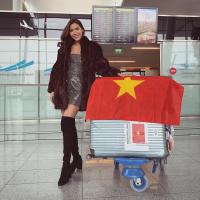 Vừa sang Ba Lan, Minh Tú đã được dự đoán sẽ là đương kim Hoa hậu Siêu quốc gia 2018