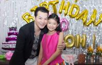 Dù đã ly hôn 5 năm, Trương Ngọc Ánh - Trần Bảo Sơn vẫn tái hợp mừng sinh nhật con gái 10 tuổi