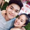 Bé Cà Pháo ra Ninh Thuận dự đám cưới Lê Phương và chồng kém 7 tuổi