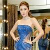 Huyền My đẹp lộng lẫy thử trang phục chuẩn bị cho Hoa hậu Hòa bình Quốc tế 2017