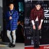 """GOT7, Tae Yang đều là """"fan"""" của áo flannel sọc caro"""