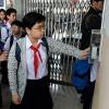 Quẹt thẻ điểm danh ở Sài Gòn cực hay: Phụ huynh ở nhà cũng biết quý tử có