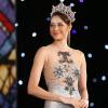 Phạm Hương xuất hiện xinh đẹp sau khi bị chê tăng cân