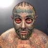 Cái kết bất ngờ của người đàn ông bỏ ra 2 tỷ xăm kín cơ thể, thậm chí cả bộ phận sinh dục, tròng mắt