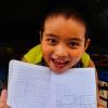 """Tuổi thơ """"lênh đênh"""" theo sóng nước của những đứa trẻ lấy ghe làm nhà giữa Quận 7, Sài Gòn"""