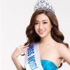 Hoa hậu Mỹ Linh vươn lên Top 3 bình chọn online Miss World 2017