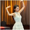 Thí sinh Hoa hậu Hoàn vũ Việt Nam mất điểm vì tiếng Anh, hồn nhiên nhận mình... 59 tuổi