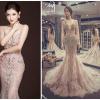 HOT: Lộ diện váy dạ hội của Huyền My đêm bán kết Miss Grand International 2017