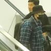 HOT: So Ji Sub bịt khẩu trang kín mít, xuất hiện chớp nhoáng tại sân bay Tân Sơn Nhất