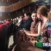 Từng chê giọng hát Chi Pu, Thu Minh bất ngờ ngồi sát cạnh đàn em tại sự kiện