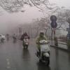 Đêm nay không khí lạnh tăng cường, Hà Nội rét đậm, miền Bắc có nơi dưới 10 độ C