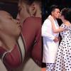Những nụ hôn nóng bỏng của Angela Phương Trinh với dàn