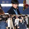 Park Bo Gum, Wanna One và dàn sao Hàn đình đám lại một lần nữa khiến sân bay Hàn