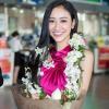 Đại diện Việt Nam tức tốc về nước sau khi trượt Top 8 Miss Earth 2017