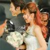 ĐỘC QUYỀN: Cô dâu Khởi My cùng Kelvin Khánh xuất hiện rạng rỡ sau lễ đón dâu tại nhà riêng