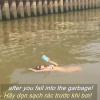 Cô gái diện bikini quay clip trên kênh Nhiêu Lộc gây tranh cãi