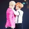 Yêu thương nhau là thế, nhưng Seungri vẫn bị G-Dragon