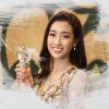 Hoa hậu Đỗ Mỹ Linh: