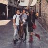 Dù bận rộn công việc nhưng Hoài Linh sang Mỹ đi du lịch cùng con trai