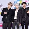 Cuối cùng, BTS cũng xuất hiện vô cùng điển trai tại American Music Awards 2017