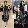 Không chỉ diện váy giống nhau dàn mỹ nhân Việt còn có hẳn những pha
