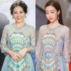 Váy Hoa hậu Đỗ Mỹ Linh mặc có gì hấp dẫn mà các mỹ nhân Việt cùng diện lại trong 1 tuần?