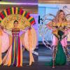Diện trang phục dân tộc quá ấn tượng, Nguyễn Thị Loan được cổ vũ không ngớt tại Miss Universe 2017