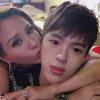 Hoa hậu Thu Hoài khẳng định sẽ bảo vệ con trai,