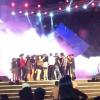 Bất ngờ trước phản ứng của Noo Phước Thịnh khi bị fan vây kín trên sân khấu
