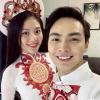 HOT: Chúng Huyền Thanh và bạn trai