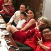 HOT: Hậu công khai hẹn hò, con trai Hồ Ngọc Hà thân thiết bên Kim Lý như một gia đình