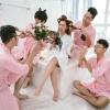 Loạt ảnh cưới hài hước của em gái Trấn Thành và ông xã người Hồng Kông