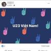 Cộng đồng mạng vỡ òa, đồng loạt treo status chúc mừng chiến thắng của U23 Việt Nam