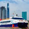 Tết này người Sài Gòn sẽ được đi Cần Giờ, Vũng Tàu siêu nhanh bằng tàu thủy cao tốc