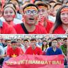 Bóng đã lăn, không khí đang rực lửa chỉ một lòng hướng về U23 Việt Nam!